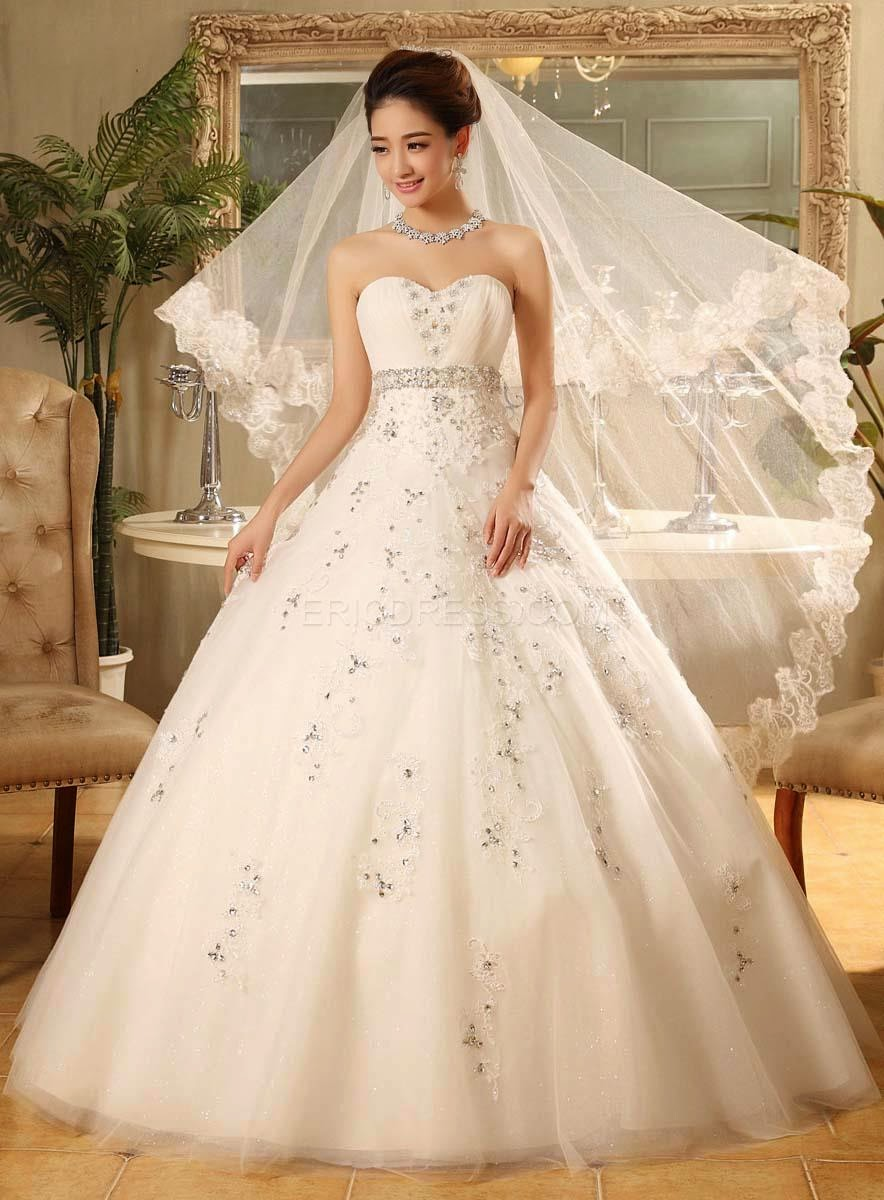 Wedding Dresses Under 200 With Ericdress