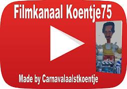 Ons YouTube Kanaal 'koentje75'!