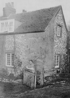 Sara Stratton, 1 Flint Cottages (early 1920s)