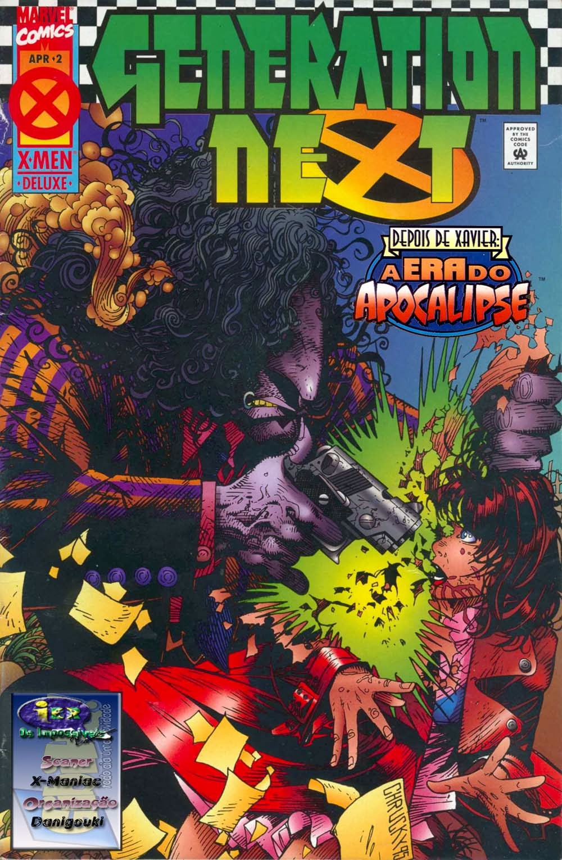 X-Men - A Era do Apocalipse #26