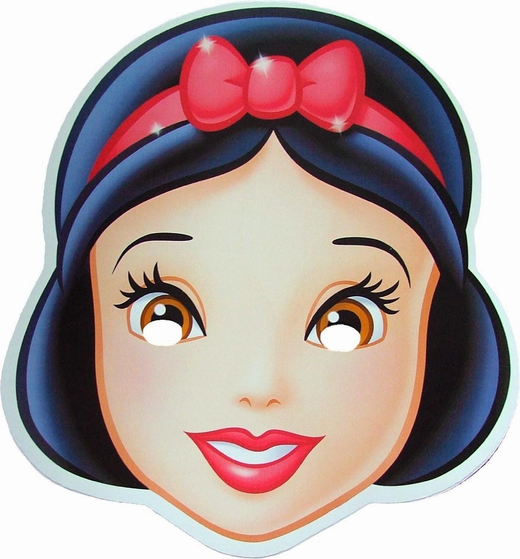 Snow White Free Printable Masks – Free Printable Face Masks
