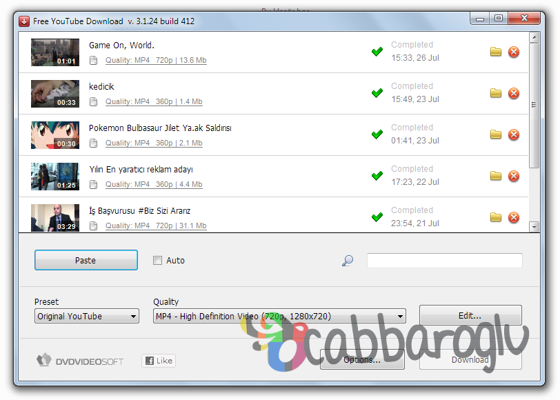 free download youtube downloader for windows xp 32 bit