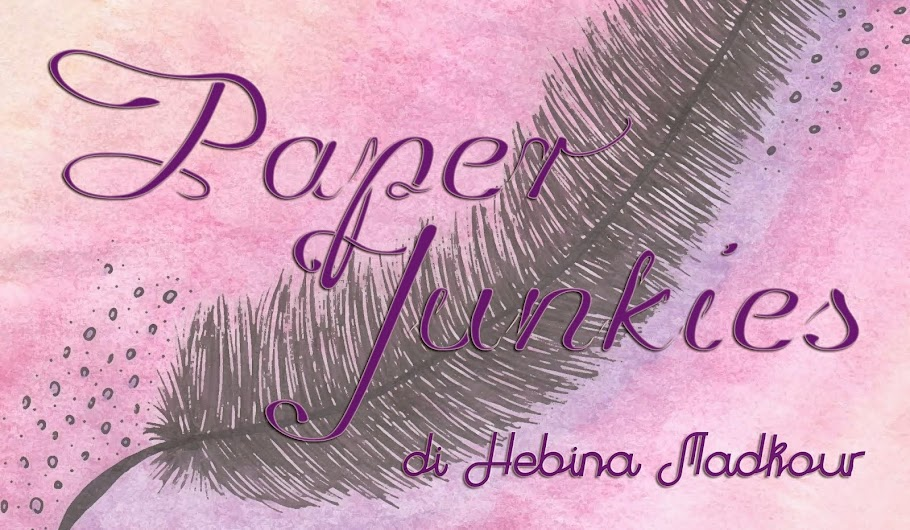 Paper Junkies by Hebina