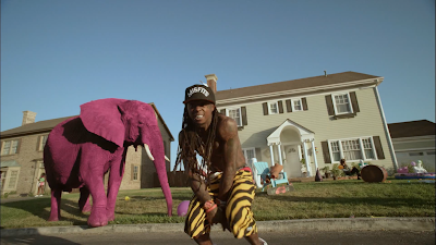 lil wayne elefante rosa video my homies still