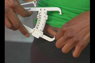 why use body fat calipers?