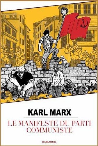 foto de Le Manifeste du Parti Communiste Karl Marx (Version Manga) ~ Le Bouquinovore