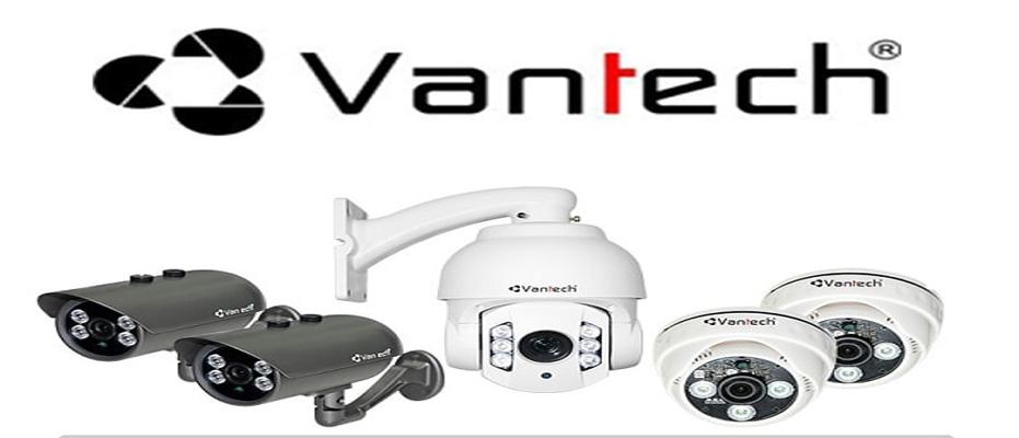 Camera hồng ngoại IP Vantech - NVR