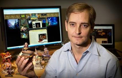 Co-fundador do Xbox e ex vice-presidente de publicação de jogos eletrônicos na Microsoft