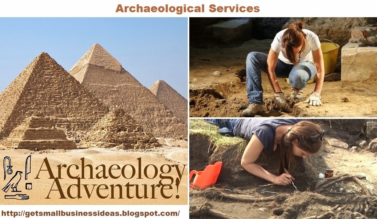 Archaeological Services Business
