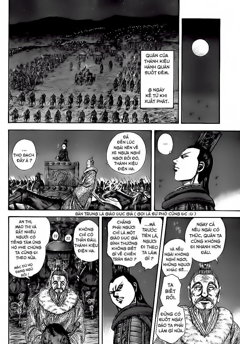 Kingdom - Vương Giả Thiên Hạ trang 12