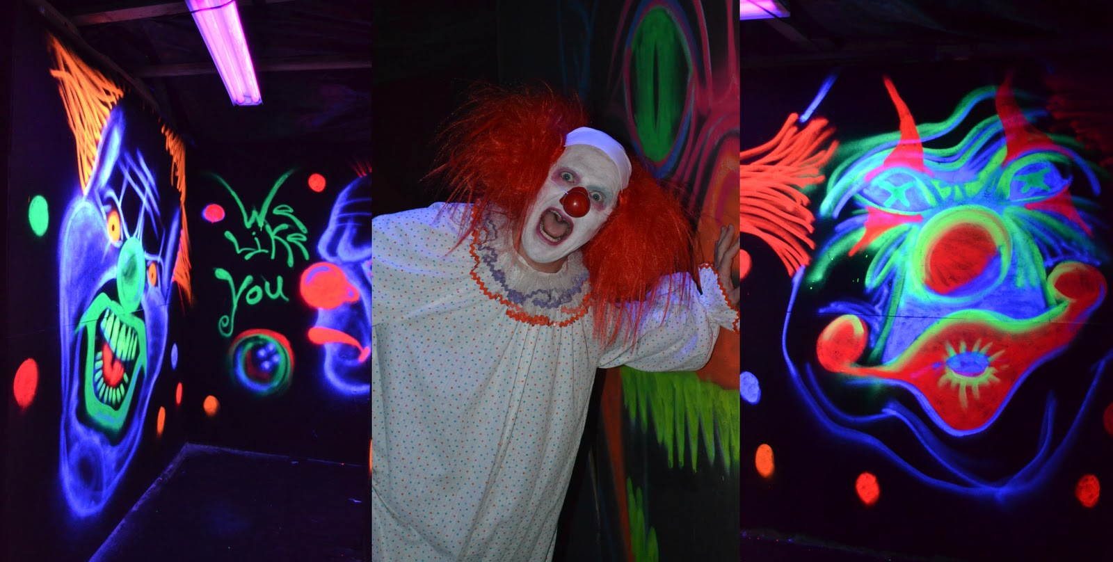 Batchelors way halloween was great for Halloween haunted room ideas