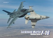 "LATIN WINGS  N°3 ""Lockheed Martin F-16 Fighting Falcon"""