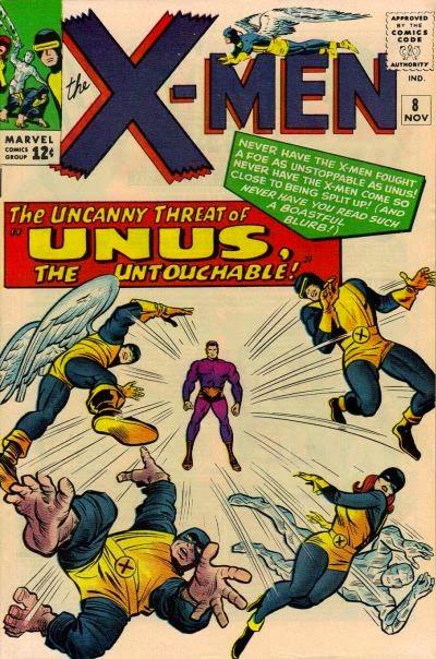 X-Men #8, Unus