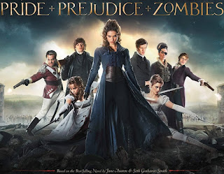 Download Film Movie 3GP Pride And Prejudice And Zombies (2016) Subtitle Bahasa Indonesia - stitchingbelle.com