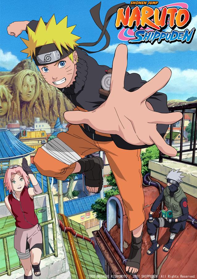 Ver Naruto Shippuden: Cap.  31 | 32 online