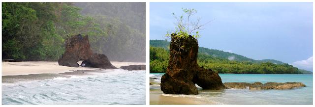Batu Kopi - Wisata Pulau Morotai