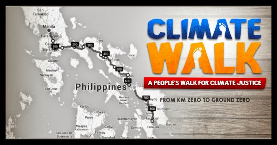 Climate Walk