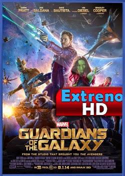 Guardianes de la Galaxia | DVDRip Latino HD Mega