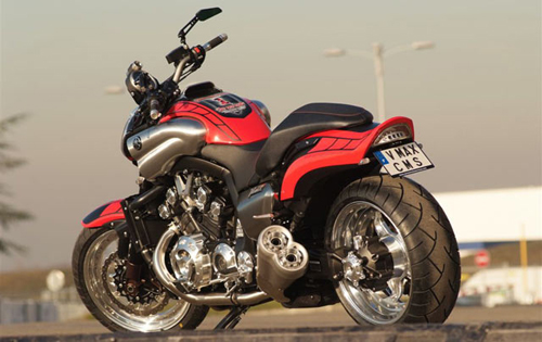 Used Yamaha Vmax Motorcycles For Sale