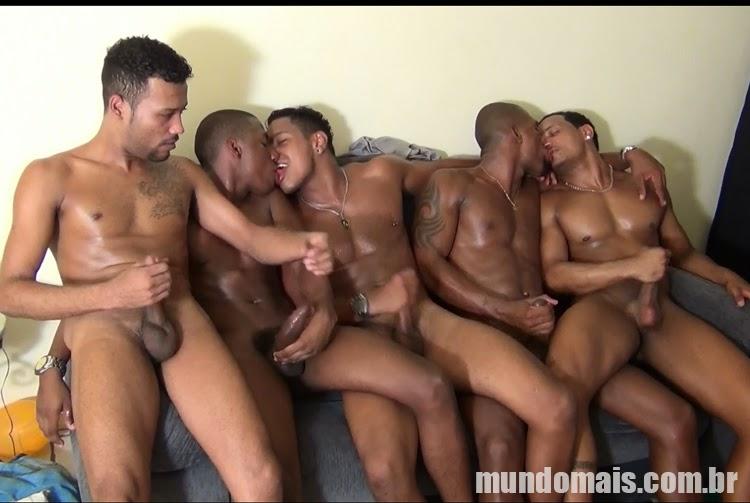 dotado gay orgy
