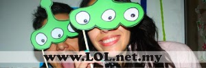 LOL Photo Booth Advertisement Banner