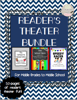 http://www.teacherspayteachers.com/Product/Readers-Theater-for-the-Middle-Grades-CCSS-BUNDLE-3-SCRIPT-FUN-PACKS-923064