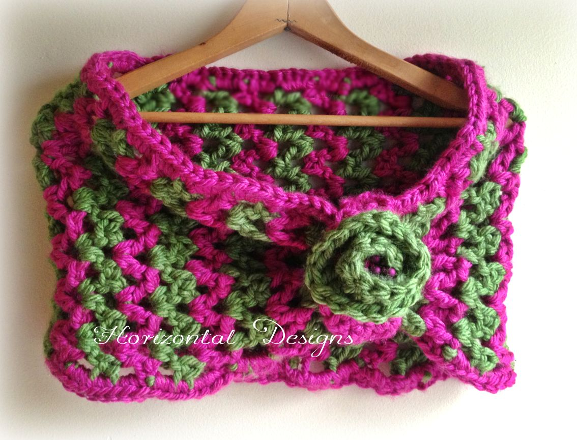Studio Create: FREE CROCHET PATTERN: Watermelon Cowl ...