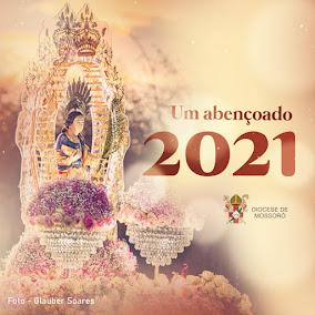 Um Abençoado 2021