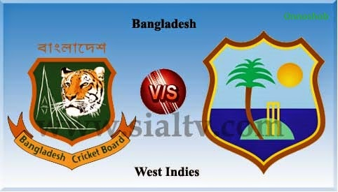 BAN Vs WI (Bilateral Series) Tour to West Indies 2014