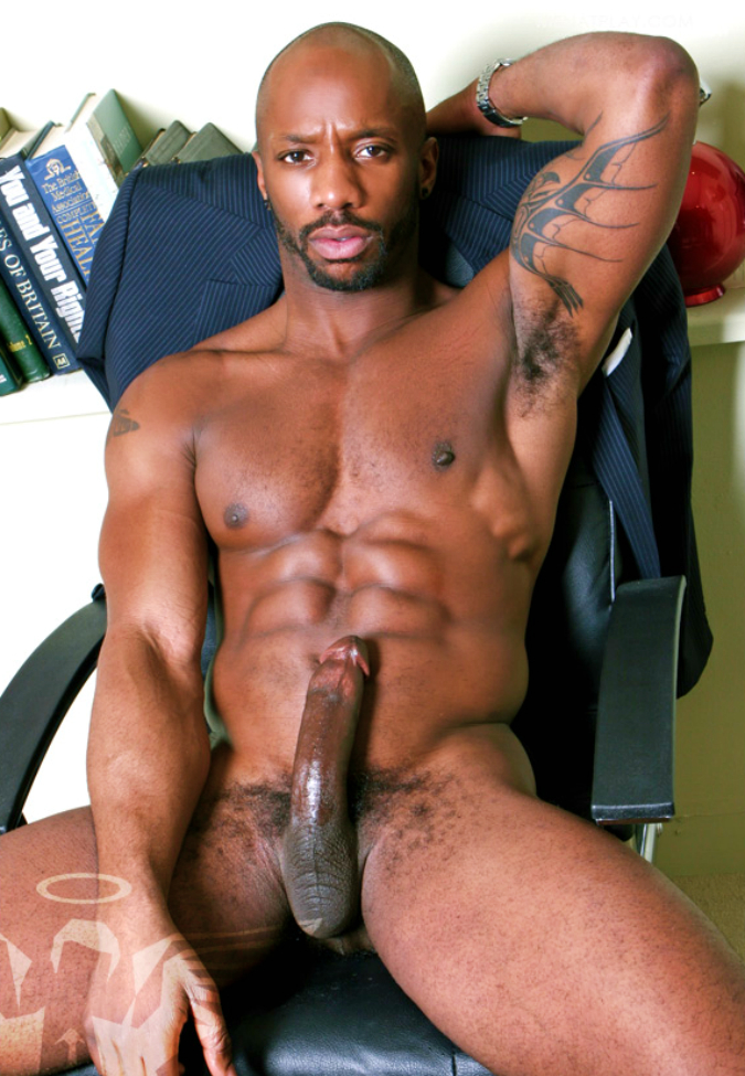 male actors Black porn