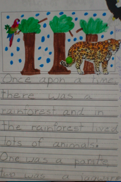 One student story essay