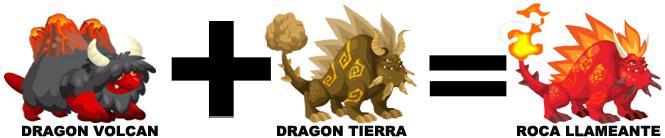 como obtener el dragon roca llameante