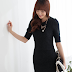 2fb] Rib Knit Bodycon Dress | KSTYLICK - Latest Korean Fashion | K ...