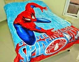 Jual Selimut New Seasons Blanket Spiderman