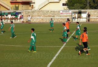 Νίκη Εράνης με 1-0 για το Κύπελλο της Μεσσηνίας
