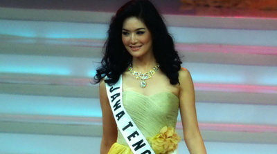 Profil peserta miss celebrity nissan
