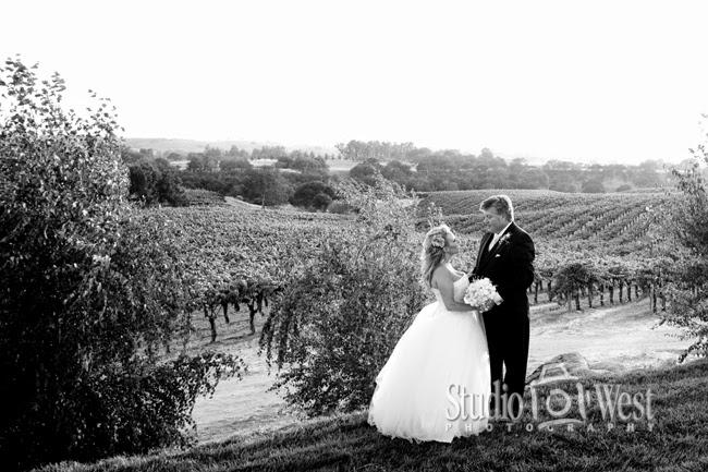 Eberle Winery - San Luis Obispo Wedding Photographer - Paso Robles Wedding Photographer - Studio 101 West Photography