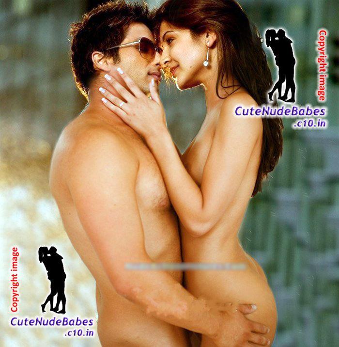 Anushka Sharma Nude Se