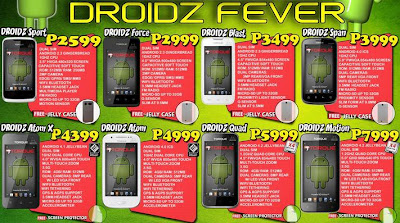 samsung android phone list philippines