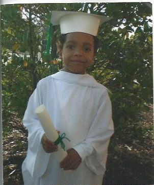 Ezra Kindergarten Graduation