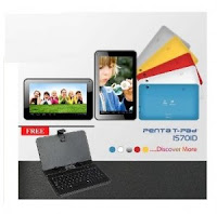 Buy Penta 701D Tablet (8GB Wi-Fi 3G Via Dongle) or Free Keyboard at Rs.2599