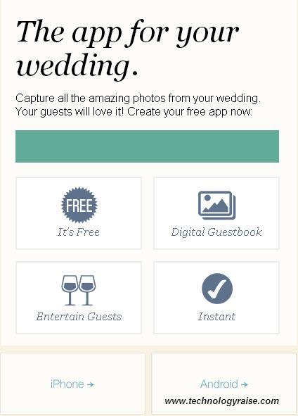 Top 5 Wedding Planning Apps For Android And Iphone Technology Raise