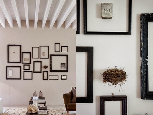 Seaseight design blog home decor decorare una parete - Decorare una parete ...