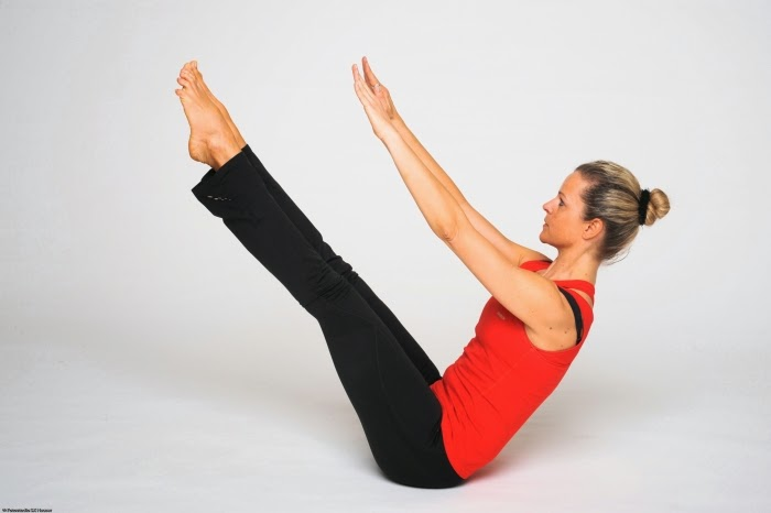 Entrenador personal Pilates