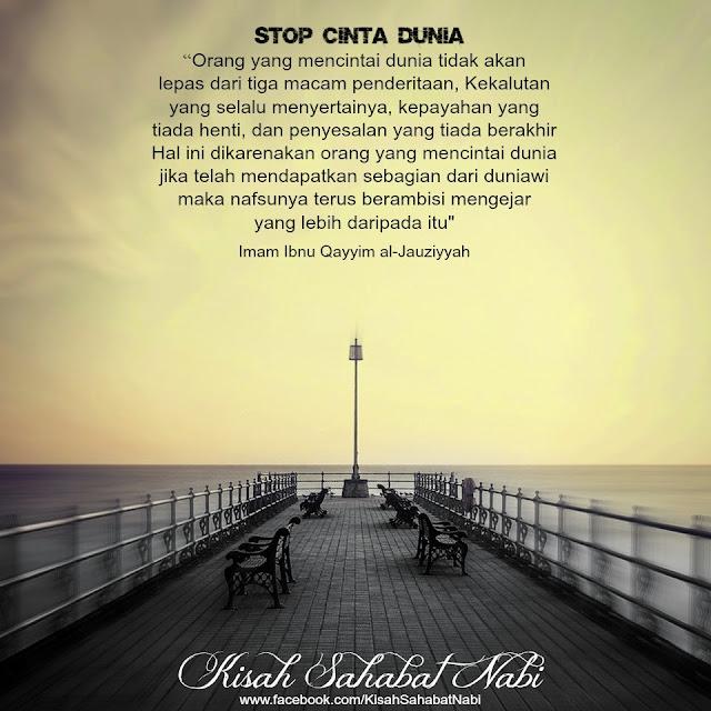 Stop Cinta Dunia