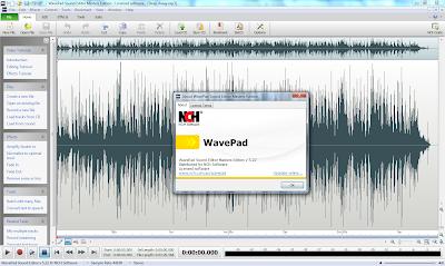 WavePad Sound Editor Master's Edition 5.33 Full Crack Key ...