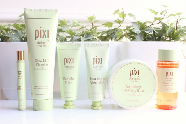 New Pixi Skincare Additions
