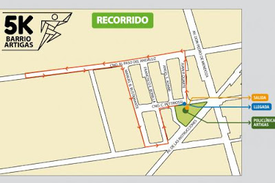 5k Barrio Artigas en Manga (Montevideo, 10/oct/2015)