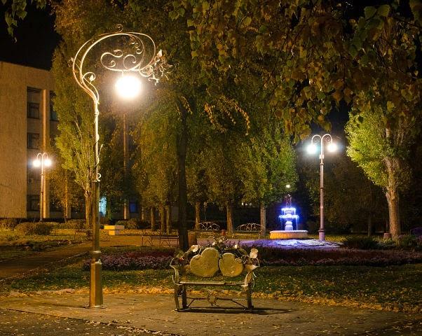 Мой город Рубежное