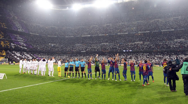 Spain Set Security Facility for El Clasico